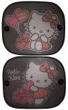 MARKAS Stínítko na okno auta 2 ks Hello Kitty