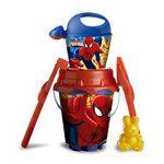 ALLTOYS UNICE Súprava na piesok Spiderman s kanvičkou