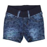 DIRKJE Šortky A-SO SOFT KING OF THE SEA veľ. 80 Blue jeans