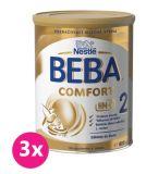 3x BEBA Comfort HMO 2 (800g) - kojenecké mléko