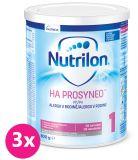 3x NUTRILON 1 HA Prosyneo (800 g) 0+ - speciální počáteční kojenecké mléko