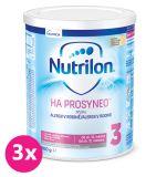 3x NUTRILON 3 HA Prosyneo (800 g) 12+ - speciální mléko pro malé děti