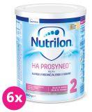 6x NUTRILON 2 HA Prosyneo (800 g) 6+ - speciální pokračovací kojenecké mléko