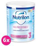 6x NUTRILON 3 HA Prosyneo (800 g) 12+ - speciální mléko pro malé děti