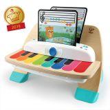 BABY EINSTEIN Hračka dřevěná hudební klavír Magic Touch HAPE 12m+