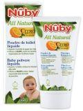 NUBY Pudr tekutý dětský All Natural 125 ml