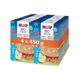 4x HiPP BIO Na dobrou noc ovesná-jablečná 450 g – mléčná kaše