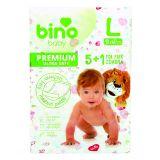 BINO BABY Podložka 5+1 zdarma Maxi /L