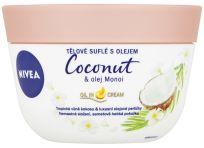 NIVEA Tělové suflé s olejem Coconut & olej Monoi 200 ml