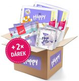 BELLA HAPPY BABY Start Box Mini (3-6 kg) – pieluchy jednorazowe