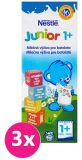 3x NESTLÉ Junior 1+ Mléčná výživa pro batolata 200 ml