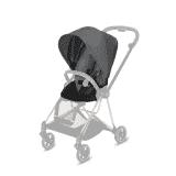 CYBEX Poťahy na sedadlo Mios Seat Pack Plus Manhattan Grey 2019