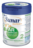 SUNAR Expert AR/AC 2 (6x700g) - kojenecké mléko