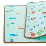 PETITE&MARS Podložka na hranie Joy 180 x 200 x 1 cm Nature