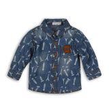 DIRKJE Košile dlouhý rukáv B-TRAVEL 86 Blue
