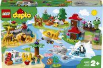 LEGO® DUPLO® Zvieratká sveta