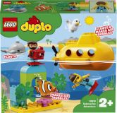 LEGO® DUPLO® Dobrodružství v ponorce
