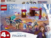 LEGO® Frozen Elsa a dobrodružství s povozem