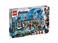 LEGO® Super Heroes Iron Man a jeho obleky