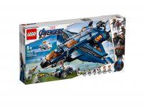 LEGO® Super Heroes Parádní tryskáč Avengerů Quinjet