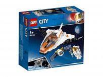 LEGO® City Údržba vesmírné družice