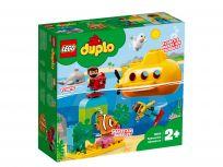 LEGO® DUPLO® Dobrodružstvo v ponorke