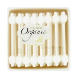 BEAMING BABY Organické dětské vatové tyčinky (56 ks) Simply Gentle
