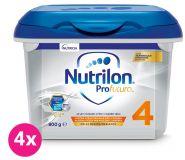 4x NUTRILON 4 Profutura (800 g) - batolecí mléko od uk. 24. měsíce