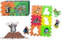 HM STUDIO Pěnové puzzle 15x15 6ks