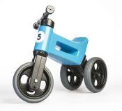 TEDDIES Odrážedlo modré Funny Wheels 2v1