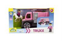 LENA Auto Truxx preprava koní s figúrkami 26 cm