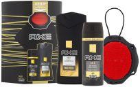 AXE Gold Świąteczny zestaw dla mężczyzn + man washer