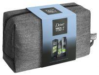 DOVE Men+ Care Elements mineral dárková toaletní taška pro muže