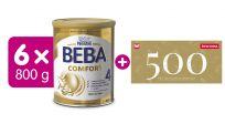 BEBA Comfort 4 (6x800g) s Tescoma poukázkou – kojenecké mléko