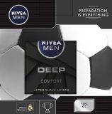 NIVEA MEN Football Box Darčeková sada