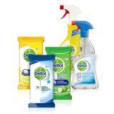 DETTOL Cleaning set – balíček na upratovanie