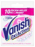 VANISH Oxi Action prášok na bielenie a odstránenie škvŕn 30 g