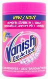VANISH Oxi Action prášok na odstránenie škvŕn 625 g