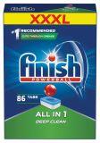 FINISH All-in-1 86 ks – tablety do myčky