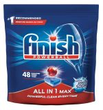 FINISH All-in-1 Max Soda 48 szt. – tabletki do zmywarki