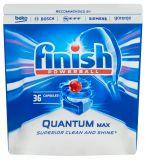 FINISH Quantum Max 36 szt. – tabletki do zmywarki
