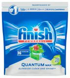 FINISH Quantum Max Apple&Lime 36 ks – tablety do myčky