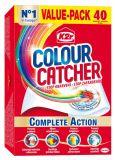K2R Colour Catcher 40 ks - obrúsky proti zafarbeniu bielizne