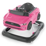 BRIGHT STARTS Chodítko 3v1 Ford Mustang Pink 6 m+, do 11 kg