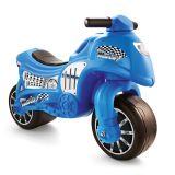 DOLU Odrážadlo motorka modrá