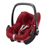 MAXI-COSI Autosedačka Pebble Pro i-Size (0-13 kg) - Essencial Red