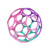 OBALL Hračka Classic 10 cm 0 m+ růžovo-fialová