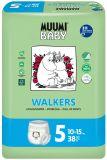 MUUMI Baby Walkers Maxi+ size 5 (10-15 kg) 38 ks – jednorazové plienky