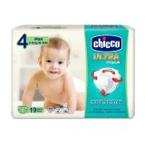 CHICCO Chicco Ultra Maxi (8-18kg) 19 ks - jednorázové pleny