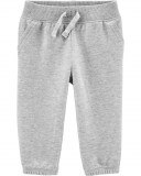 CARTER'S Kalhoty dlouhé Gray chlapec 9 m/vel. 74